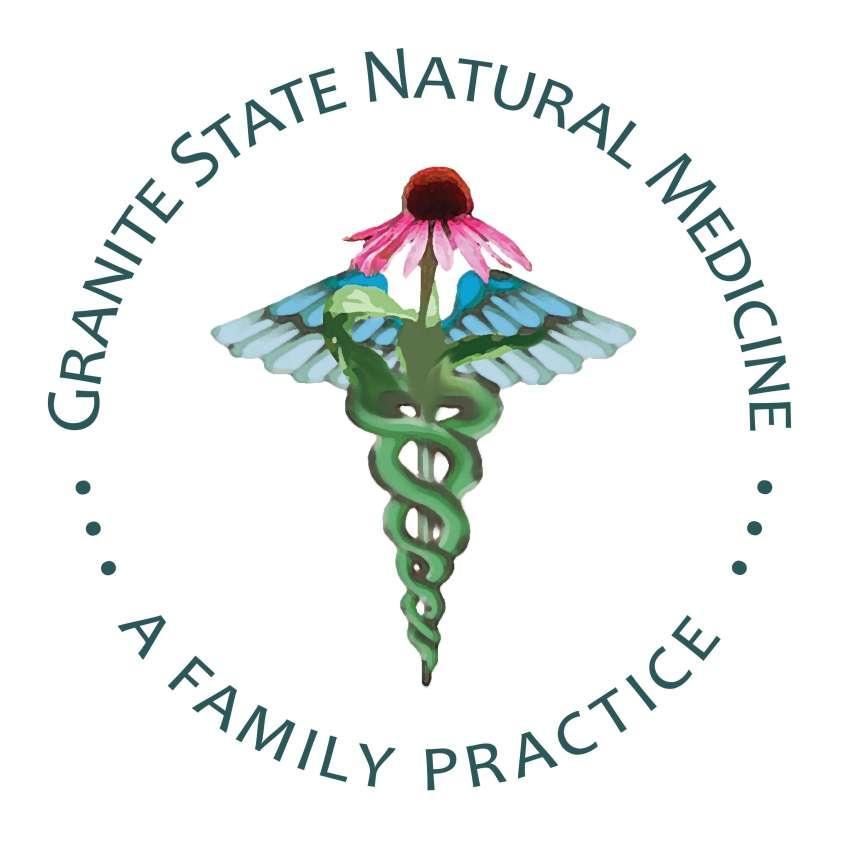 granite state natural medicine ruth galbraith logo